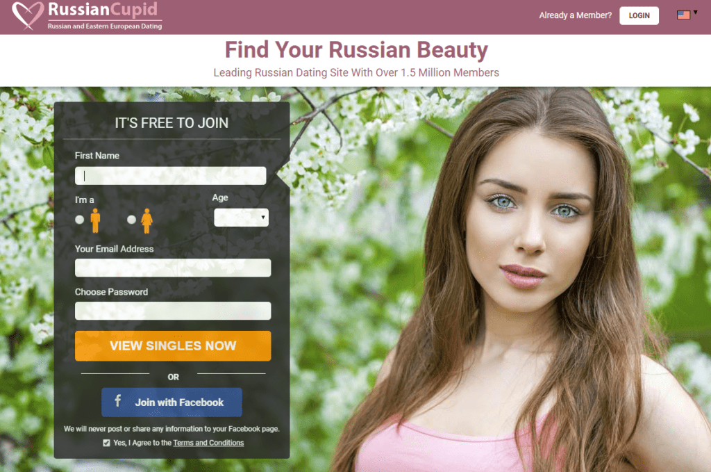 Are there any legit russian dating sites