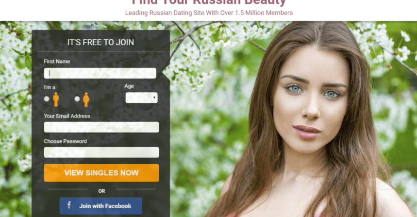 Top russian dating hjemmesider