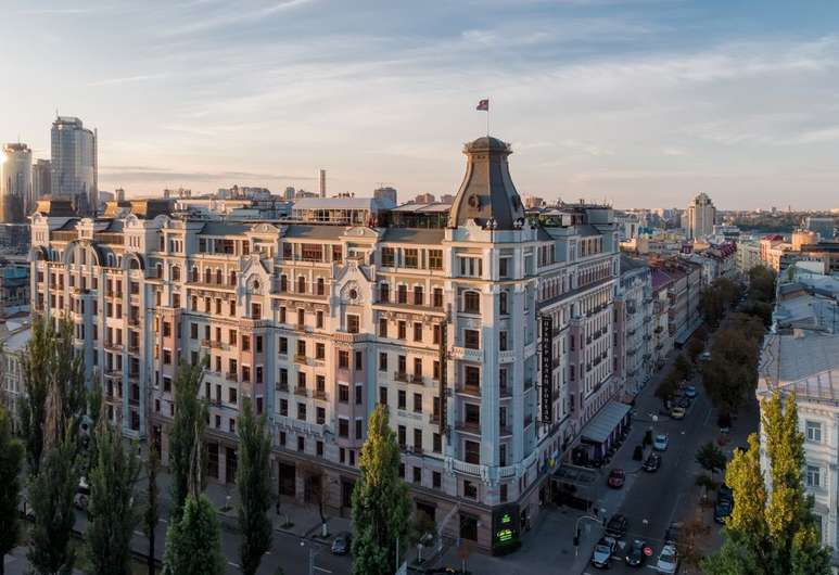 guest friendly hotels kiev