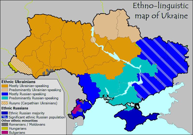 what language do they speak in Ukraine